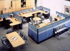 Modular Office Design Interiors