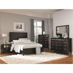 anastasia 6 piece king size bedroom set anastasia products and