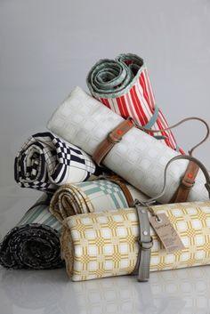 organic picnic blankets