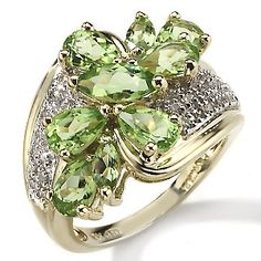 Love this ring and it is my birthstone..not often you can make this stone look stunning but it is for sure ..