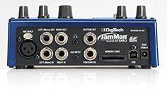 Amazon.com: Digitech Jam Man Stereo Looper Delay Pedal: Musical Instruments