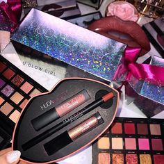 Always looking for new inspiration for great makeup looks? Our calendar has all upcoming product releases! All of these products are makeup goals!