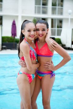 Maddie and Kendal