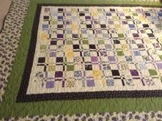 April 8 - Today's Featured Quilts - 24 Blocks