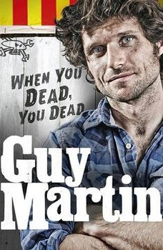 When You Dead, You Dead by Guy Martin. Guy Martin takes you on an action-packed ride through a year in his life. Get behind the scenes, into the pits and under the engines, up close and personal with Guy, telling it like only he knows how.