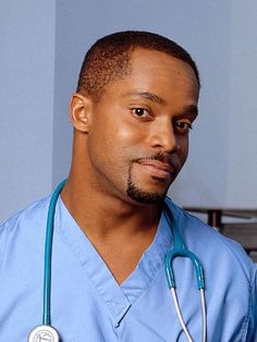 Rocky Carroll - Dr. Wallace