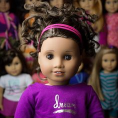 I always think that I couldn't possibly have enough love to bring a new friend into the fold. But then, love always has a way of multiplying to make space for more. ❤ ~ Esmé 💓  #GOTYcon2017 #agig #americangirl #americangirldoll #americangirlbrand #americangirldolls #agdoll #agdolls #doll #dolls #dollstagram #leaclark #gracethomas #isabelle #saige #lea #grace #mckenna #kanani #chrissa #lanie #mia #nicki #jess #marisol #lindsey #kailey #goty #gabrielamcbride #gabriela