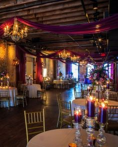 These 16 industrial settings have rich histories and are a breeze to personalize. OH MY GOSH OF COURSE THERES ONE IN NOLA.  I don't even know why I'm planning this wedding- I'm single af.  UPDATE: IT WAS A COFFEE FACTORY.
