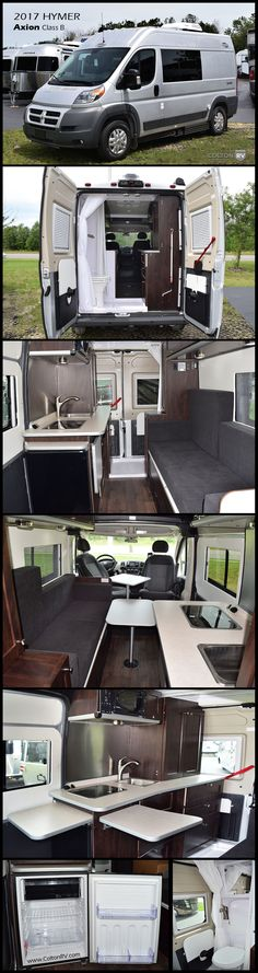 The Carado Axion by HYMER has more ergonomic features and functionality than you've ever experienced in a recreational van, combined with a premium design and feel. German design engineers gave the Axion its unrivaled space layout to make your trip easier and more enjoyable to get away. When you experience the extra touches like premium materials, unequaled fit and finish and the highest quality componentry – like soft-close drawers – you'll discover just how extraordinary the Axion really…
