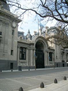 Palacio San Martín, ex Palacio Anchorena - Sede Ceremonial de la Cancillería Argentina. Arenales 761- Buenos Aires, Argentina