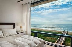 Stunning view from the bed