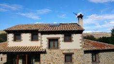Vivienda Unifamiliar en Teruel con Captador Solar de Tubos al Vacío