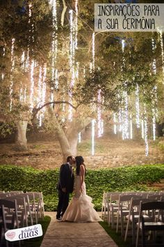 Outdoor Wedding Ceremonies Start your happily ever after off right with stunning outdoor weddings like these! - Planning to have an outdoor wedding ceremony? Read this list of fresh outdoor wedding ideas for any season! Forest Wedding, Woodland Wedding, Fall Wedding, Our Wedding, Dream Wedding, Trendy Wedding, Wedding Blog, 2017 Wedding, Wedding Favors