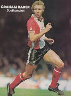 Southampton Football, Southampton Fc, Retro Football, Soccer Players, World History, Graham, Terrace, First Love, Saints