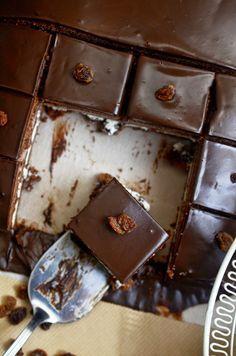 Oszukaniec, czekoladowe ciasto z masą budyniową   Cook Yourself - BLOG KULINARNY