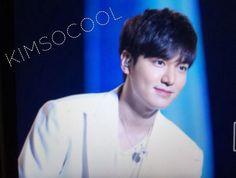 Lee Minho, Lotte duty free Family Concert 07.11.2014