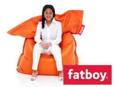This #beanbags gives you many options to sit in, recline in or even take a tap.