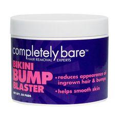 Completely Bare 50-pk. Bikini Bump Blaster Pads, Multicolor