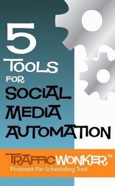 5 Tools for Social Media Automation :: Insider Secrets Social Media Automation, Social Media Analytics, Top Social Media, Social Media Marketing, Content Marketing, Marketing Automation, Marketing Mail, Facebook Marketing, Marketing Digital