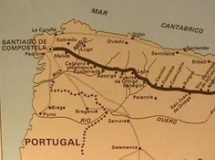 El Camino de Santiago- I WILL be hiking this. Whether alone or with my mom. This will be my time in Spain.