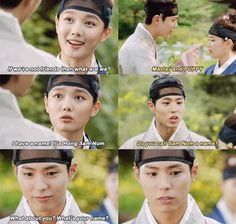 Moonlight Drawn by Clouds Young Park, Lee Young, Drama Memes, Drama Quotes, Love In The Moonlight Kdrama, The Witch 2016, Cloud Quotes, Moonlight Drawn By Clouds, Sungkyunkwan Scandal
