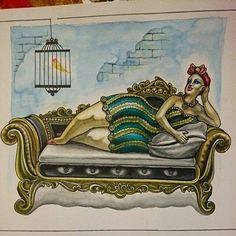 Tattoo art, watercolore