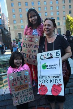 Supporters rally in Vancouver Sept 14