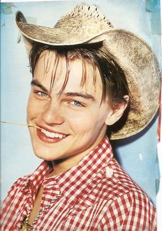 Leonardo DiCaprio by David Lachapelle for The Face (December, 1995)