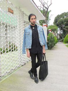 nice bolo; Mexican Street Style