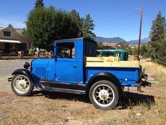 Model A truck