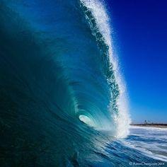 The Wedge, Newport Beach, CA  || Aaron Chang #surfphotography #bigwavesurf