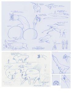 Aurora sketchdump by juniorWoodchuck.deviantart.com on @DeviantArt