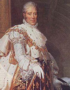 Charles X (1757 - 1836) - Le dernier Bourbon - Herodote.net