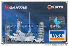 Credit Card A-424 Australia - VISA - used