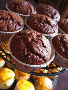 muffinチョコレート・マフィン