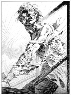 www.berniewrightson.com The Stand - By Stephen King, Trashy returns with a surprise