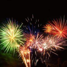 Feux d'artifices en série à la Grande Motte avec Les Nuits d'Or!