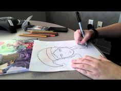 Learn how to draw a Christmas elf with help from this https://www.IMPACT-books.com step-by-step video!