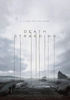 Today, Sony Interactive Entertainment (SIE) unveiled Hideo Kojima's DEATH STRANDING for the PlayStation 4 at This is the very first title Kojima Productions has worked on and we were all stunned by the first teaser trailer during Death Stranding Poster, Death Stranding Ps4, Dead Stranding, Wall Prints, Poster Prints, Canvas Prints, Video Game Music, Video Games, Music Videos