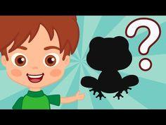 ¿Conoces a estos animales? ★ Juegos y Sorpresas - YouTube