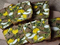 See related links to what you are looking for. Meat Recipes, Real Food Recipes, Healthy Recipes, Appetizer Sandwiches, Appetizers, Food Wishes, Romanian Food, Hungarian Recipes, Savoury Dishes