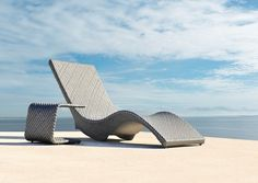 Mermaid Chaise Longue Designed by Kenneth Cobonpue  | Switch Modern http://www.switchmodern.com/Outdoor-Chaise-Longues-and-Daybeds/Kenneth-Cobonpue-Mermaid-Chaise-Longue.asp