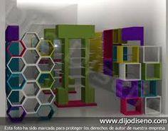 Resultado de imagen para decoracion recepcion centro educativo Shelving, Bookcase, Home Decor, Ideas, Receptions, Cabinets, Trendy Tree, Blue Prints, Centre