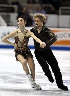 Charlie White Photo - 2012 U.S. Figure Skating Championships - Day 2