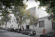 Aires Mateus Centro Cultural de Tours