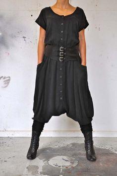 Olars ulla swedenDumplin Hijab Fashion, Diy Fashion, Fashion Outfits, Womens Fashion, Alternative Mode, Alternative Fashion, Look Boho Chic, Mode Steampunk, Capsule Wardrobe