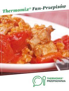 Mięso z ryżem po serbsku jest to przepis stworzony przez użytkownika Thermomix. Ten przepis na Thermomix<sup>®</sup> znajdziesz w kategorii Dania główne z mięsa na www.przepisownia.pl, społeczności Thermomix<sup>®</sup>.