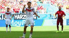 Groupe G : Allemagne 4 - 0 Portugal - Coupe du monde - Brésil 2014