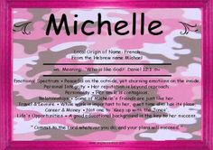 Angies Creation is a Hub for Meaning Of Names. Michelle Name, Welsh Names, Black Bratz Doll, Personal Integrity, Greek Names, Hebrew Names, Wise One, Name Design, Entp