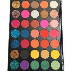 electric zodiac eyeshadow palette #makeuptips